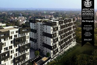Blauberg Ventilatoren solutions are implemented in 5-star complex in Kenya