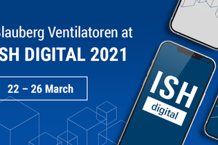 Meet us online at ISH 2021 digital exhibition