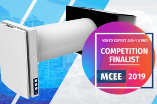 Blauberg gets into the finals of New Products Competition at MCEE 2019