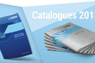 Introduction of Blauberg Ventilatoren Ventilation Equipment updated catalogues