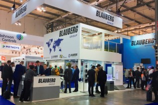 Blauberg takes part in MCE 2018 – the world's leading event of the HVAC industry