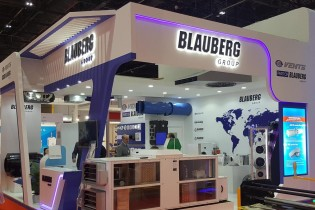 Blauberg at The Big 5: energy-efficient ventilation solutions for the Middle East and North Africa
