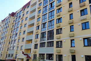 Vento Expert ventilation units have been installed in a residential complex in Ukraine