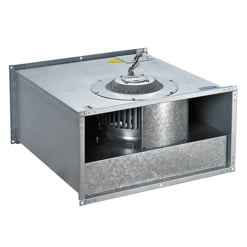 Rectangular Duct Fan : Rectangular duct fans industrial and commercial