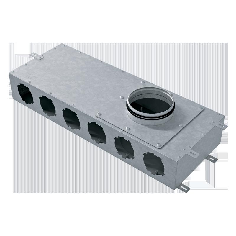 Коллектор металлический BlauFast SR 160/90x10 03