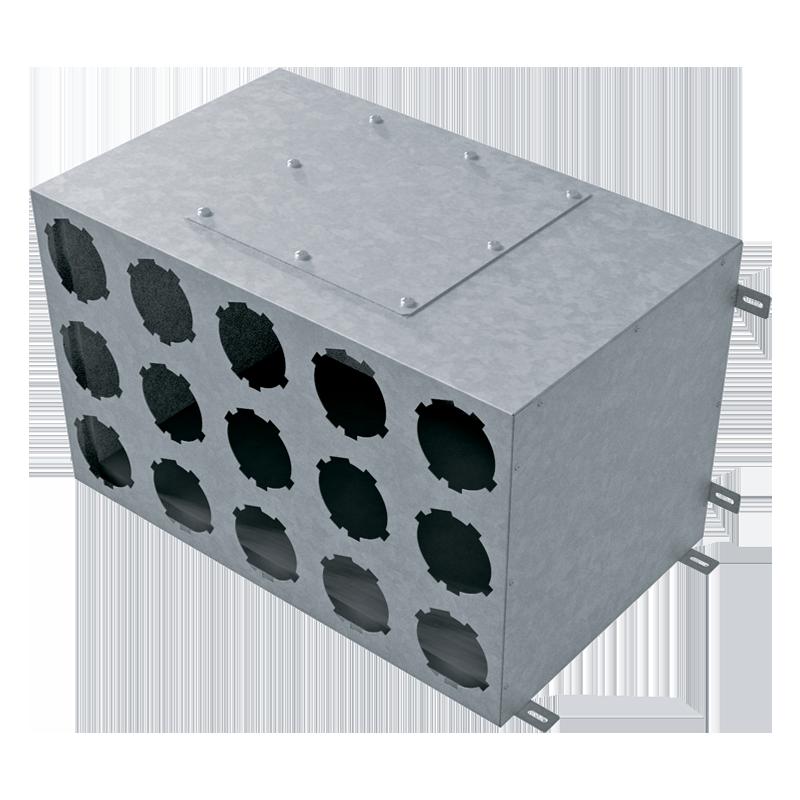 Коллектор металлический BlauFast SR 200/90x15 02