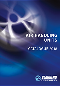 "Catalogue ""Air handling units"""
