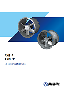 "Catalogue ""Smoke extraction fans AXIS-P / AXIS-FP"""