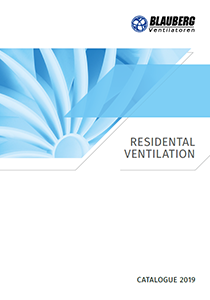 "Catalogue ""Residential ventilation"""
